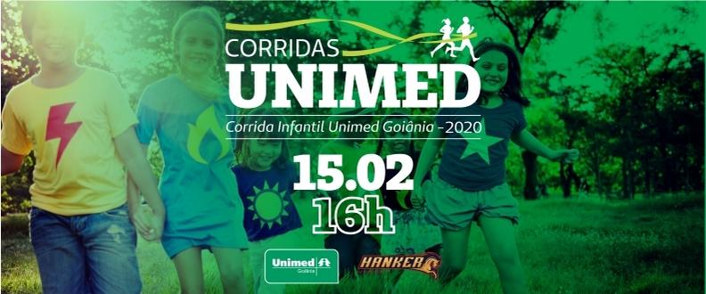Corrida Infantil Unimed - 2020