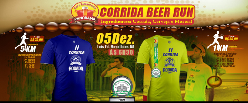II CORRIDA BEER PANORAMA RUN