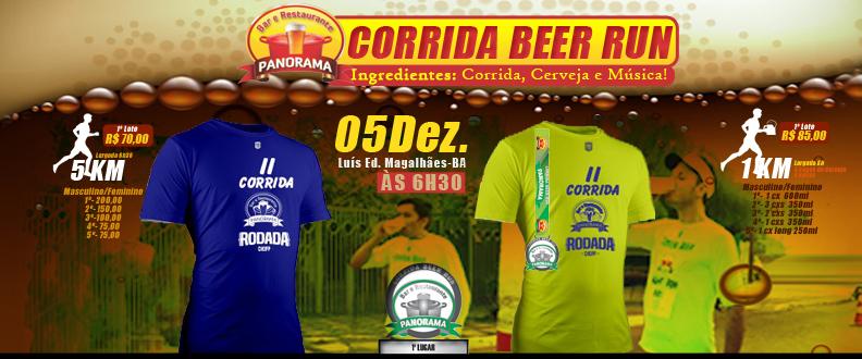 II CORRIDA BEER PANORAMA RUN