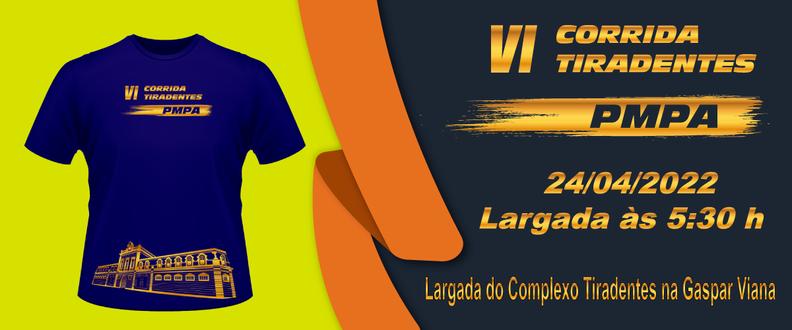 VI CORRIDA TIRADENTES