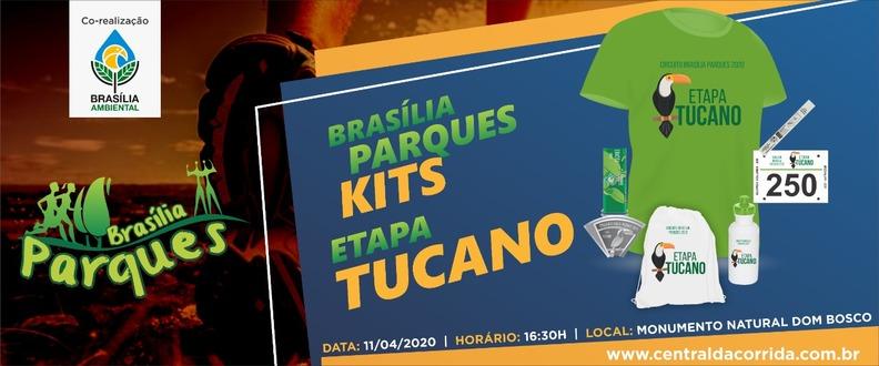 BRASILIA PARQUES ETAPA TUCANO 2020