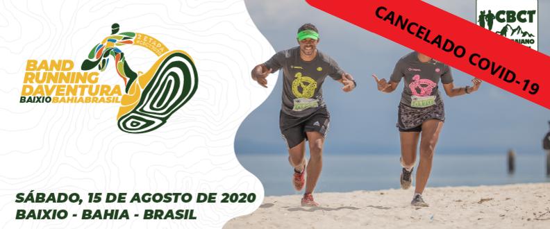 BAND RUNNING DAVENTURA 2020 - BAIXIO - 2ª ETAPA