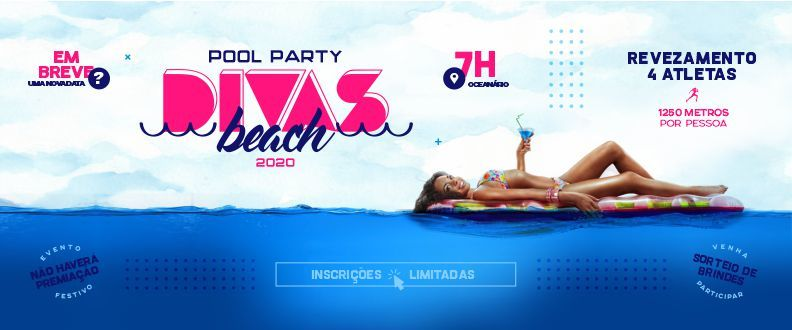 DIVAS BEACH POOL PARTY 2020