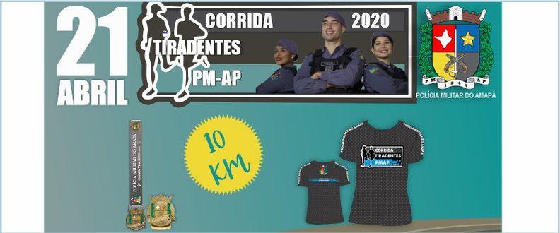 CORRIDA TIRADENTES PM-AP