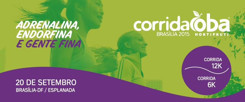 Corrida Oba Hortifruti Brasília 2015