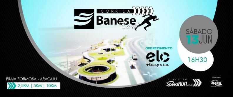 CORRIDA BANESE CARD 2020