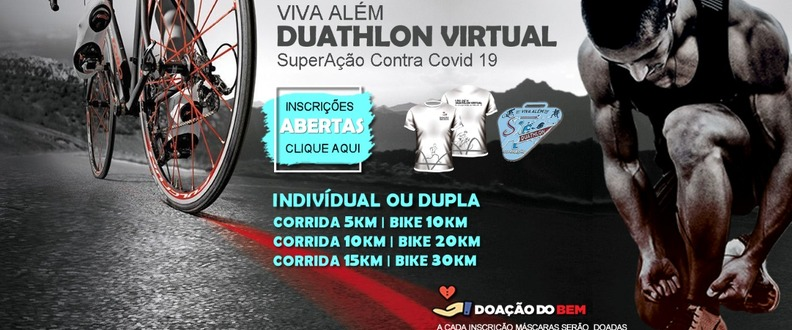 Viva Alem - Duathlon Virtual