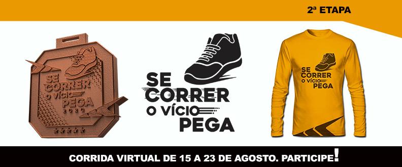 SE CORRER O VICIO PEGA