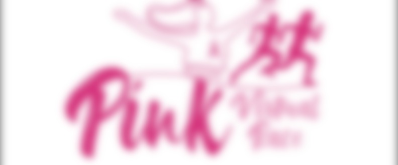 Pink virtual race logo oficial