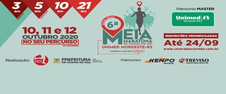 6ª Meia Maratona de Caxias do Sul