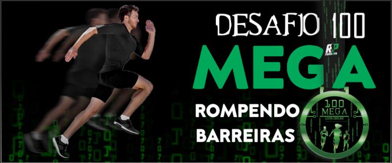 DESAFIO DE CORRIDA 100MEGA - 1a Parcial