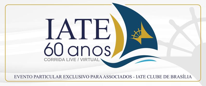 CORRIDA LIVE/VIRTUAL DO IATE CLUBE DE BRASÍLIA