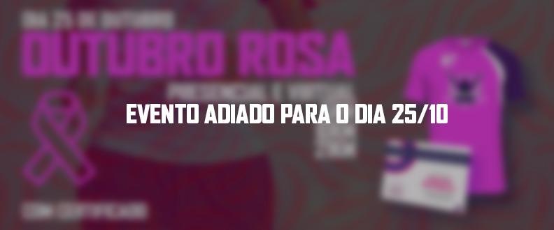 OUTUBRO ROSA COM DESAFIO100KM