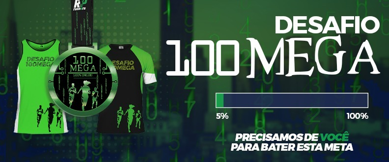 DESAFIO 100 MEGA - 2A PARCIAL