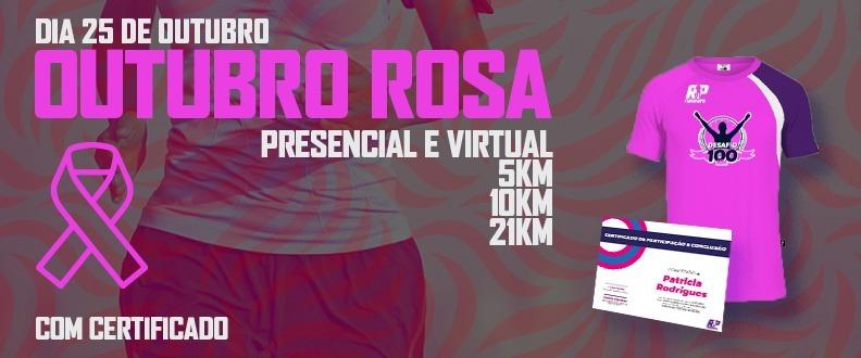 OUTUBRO ROSA COM DESAFIO 100KM