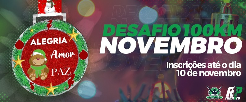 DESAFIO VIRTUAL - NOVEMBRO