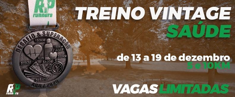 TREINO VINTAGE SAÚDE