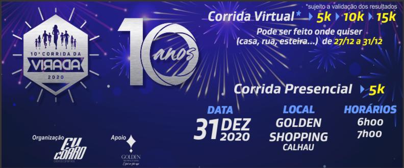 10ª CORRIDA DA VIRADA - SÃO LUIS/MA