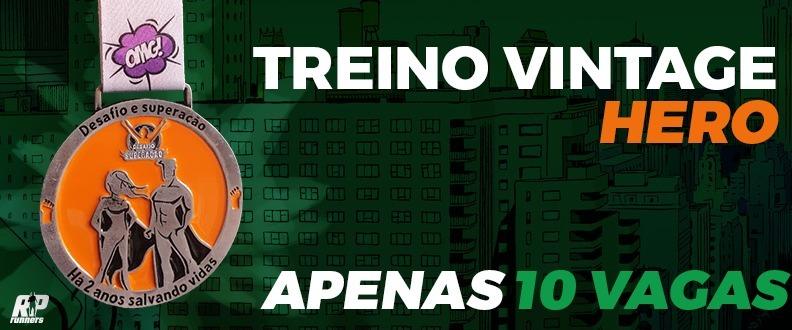 TREINO VINTAGE HERO