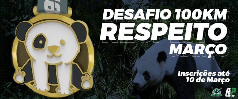 DESAFIO E SUPERAÇÃO - RESPEITO - ETAPA MARÇO