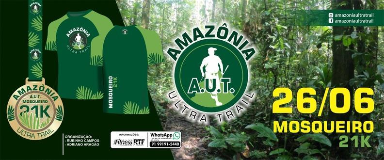 AMAZONIA ULTRA-TRAIL 2021 – ETAPA MOSQUEIRO 21k