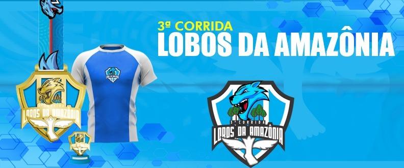 3ª CORRIDA LOBOS DA AMAZÔNIA