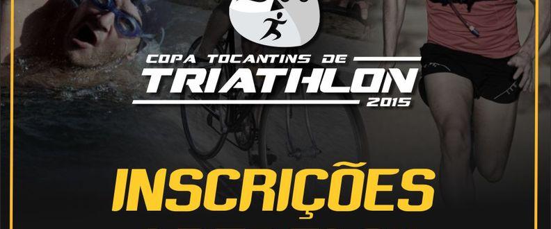 Copa tocantins de triathlon