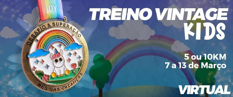 TREINO VINTAGE KIDS
