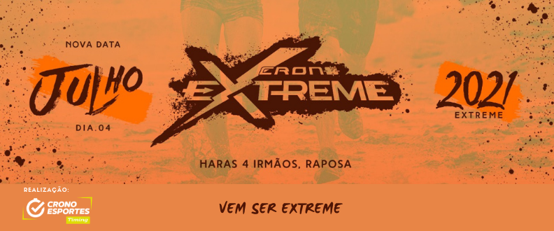 CORRIDA DE OBSTÁCULOS - CRONO EXTREME - RAPOSA