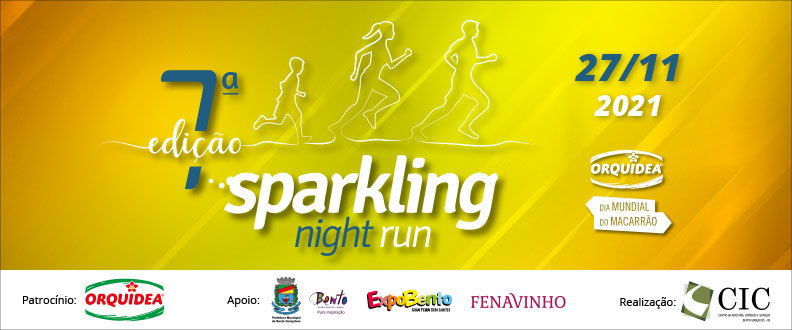 7ª Sparkling Night Run