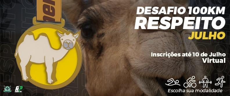 DESAFIO E SUPERAÇÃO - RESPEITO ETAPA JULHO