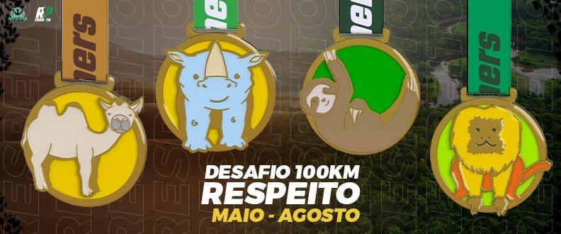 DESAFIO E SUPERAÇÃO RESPEITO - COMBO 4 ETAPAS