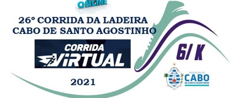 26ª CORRIDA DA LADEIRA CABO DE SANTO AGOSTINHO