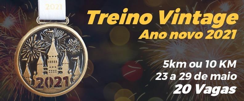 TREINO VINTAGE ANO NOVO 2021
