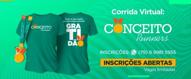 Corrida Virtual CONCEITO Runners
