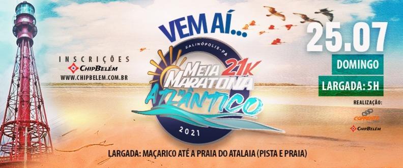 MEIA MARATONA DO ATLÂNTICO 2021