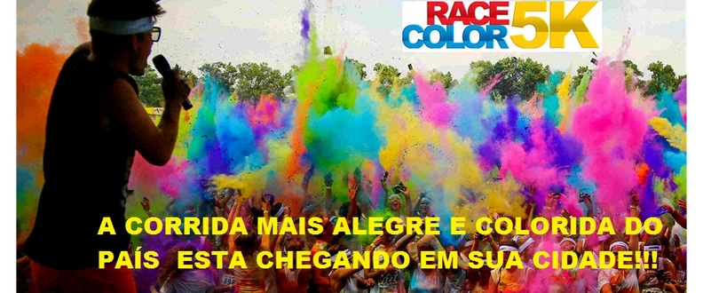RACE COLOR 5K - ETAPA PRIMAVERA SP