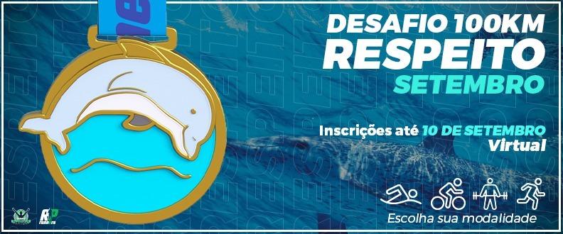 DESAFIO E SUPERAÇÃO - RESPEITO ETAPA SETEMBRO