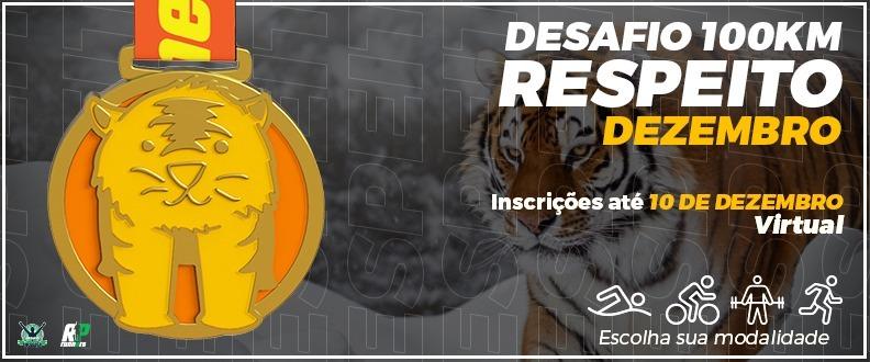 DESAFIO E SUPERAÇÃO - RESPEITO ETAPA DEZEMBRO