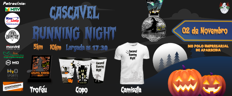 Cascavel Running Night