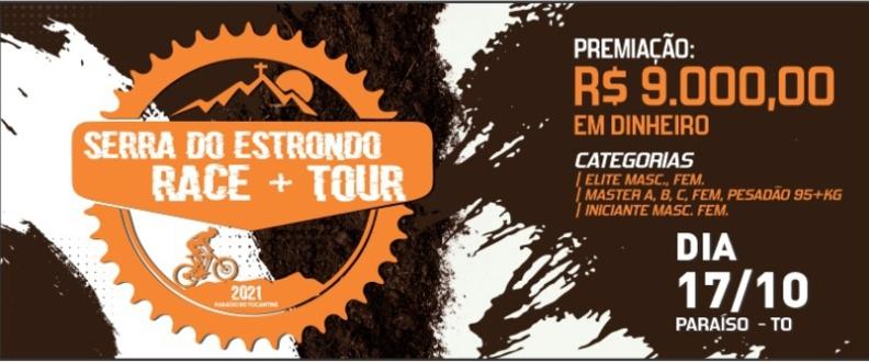 Serra do Estrondo - Race + Tour