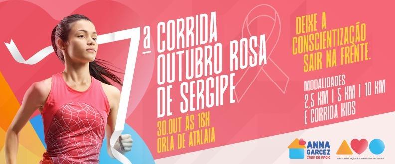 7ª Corrida Outubro Rosa