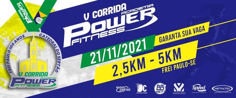 V Corrida Academia Power fitness