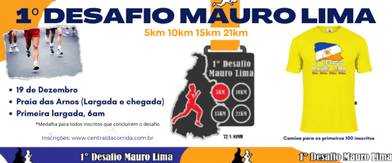 1º DESAFIO Mauro Lima
