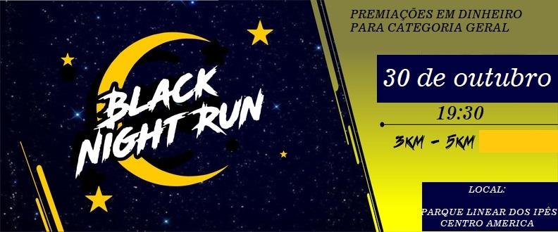 CORUMBÁ BLACK NIGHT RUN