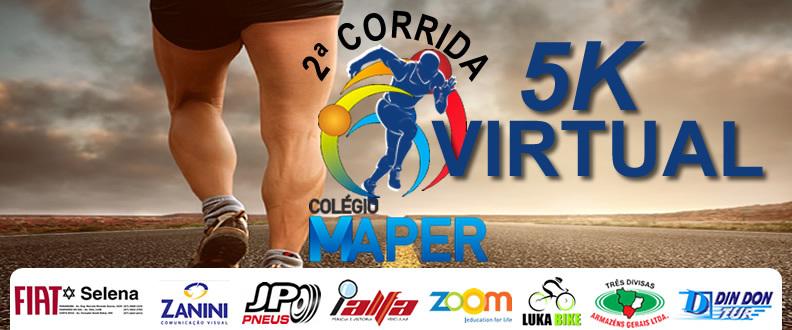 Corrida Virtual Colégio MAPER