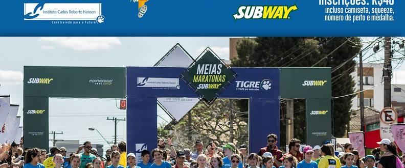 Corrida Kids Meia Maratona de Ponta Grossa SUBWAY®