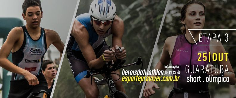 Heróis do Triathlon SUBWAY® 2015- Etapa 3