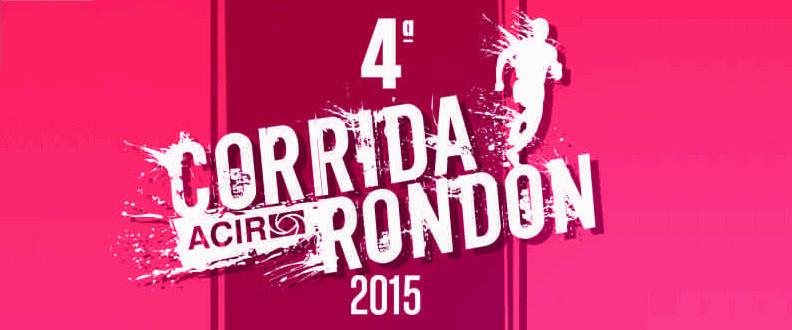 4ª CORRIDA ACIR RONDON