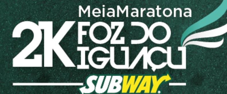Meia Maratona De Foz Do Iguaçu SUBWAY® 2015
